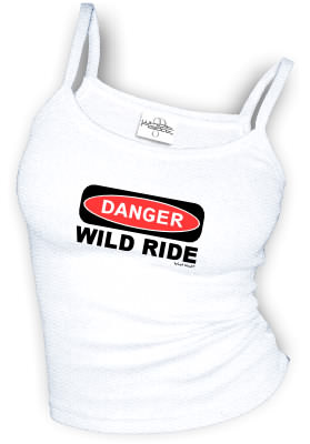 DANGER WILD RIDE
