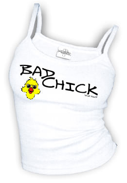 Bad Chick - Spaghetti Strap tank top