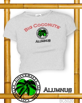 Big Coconuts ALUMNUS