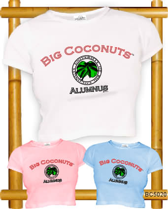 BIG COCONUTS UNIVERSITY - Alumnus