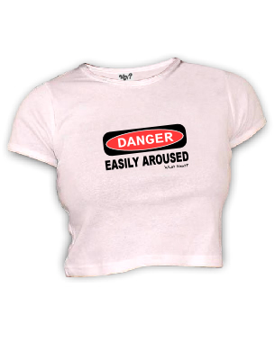 DANGER EASILY AROUSED