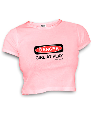 DANGER GIRL AT PLAY
