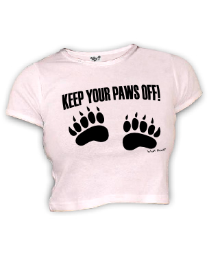 Keep Your Paws Off