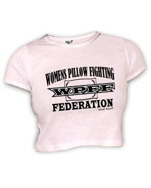 WPFF Women's Pillow Fighting Federation
