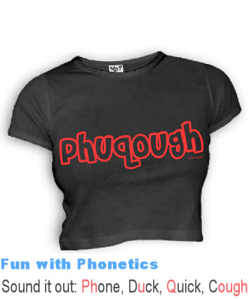 Phuqough - Fun with phonetics