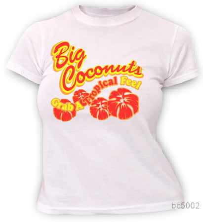 Grab A Tropical Feel with Big Coconuts
