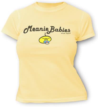 Meanie Babies - T-shirt