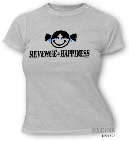 REVENGE - T-shirt