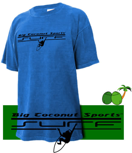 Big Coconut Sports SURF