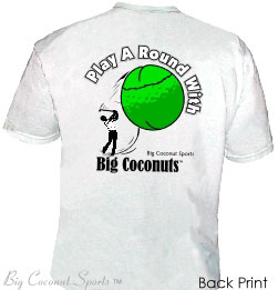 Play A Round With Big Coconuts