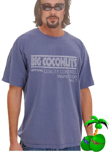 Big Coconuts - Official Inspector No 7