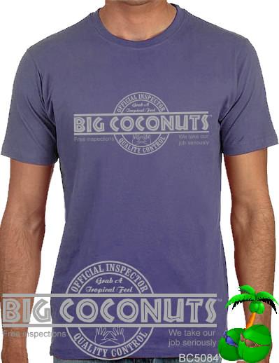 Official Inspector of Big Coconuts