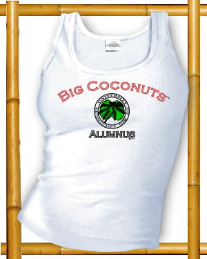 Big Coconuts UNIVERSITY Alumnus