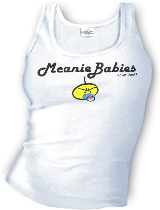 Meanie Babies - Tank top