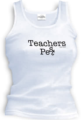 Teachers Pest - Tank top