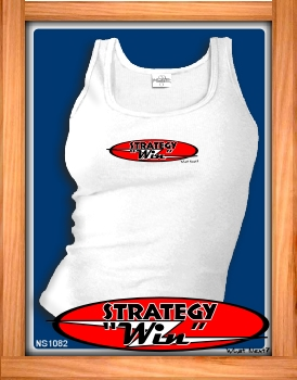 STRATEGY - Win - Tank top