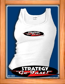 STRATEGY - Go Fast! - Tank top