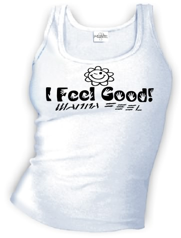 I Feel Good! - Tank top