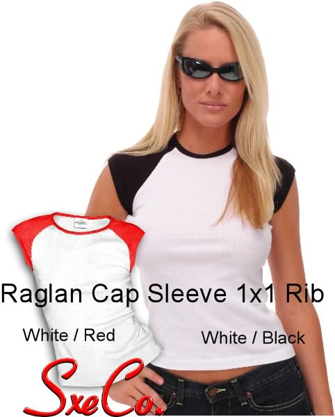 Raglan Cap Sleeve