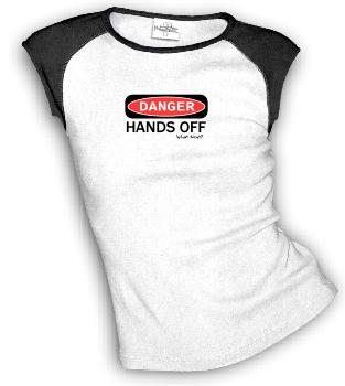 DANGER - HANDS OFF