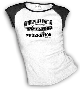 WPFF Womens Pillow Fighting Federation