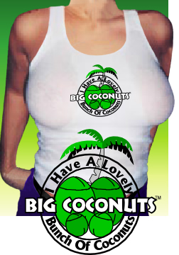 Big Coconuts - Lovely bunch